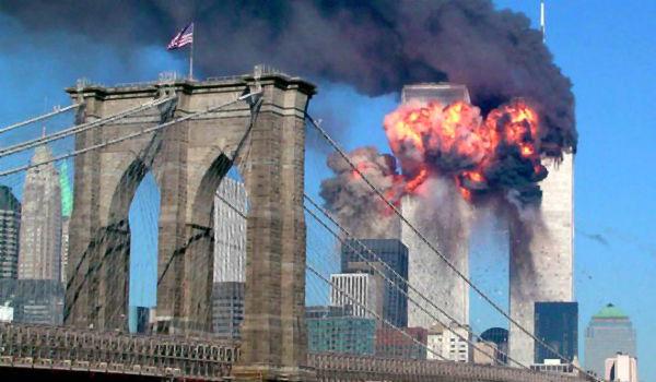 911 towers bridge
