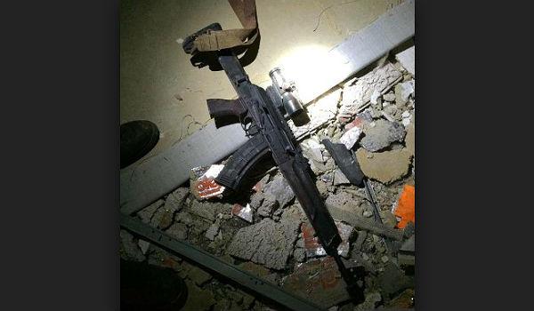 micah johnson gun