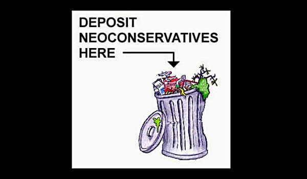 neocons-trash-heap