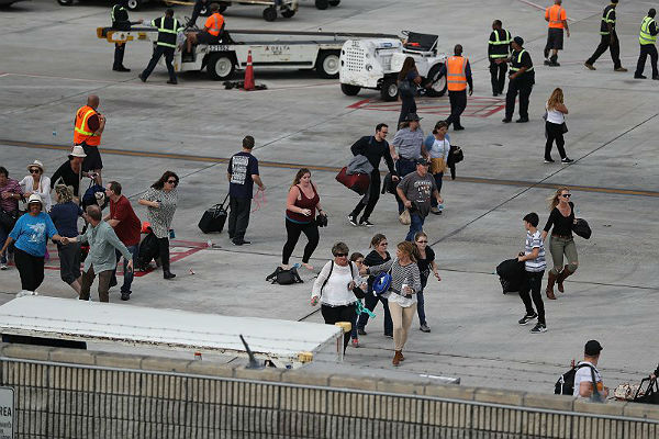 Florida airport shooting