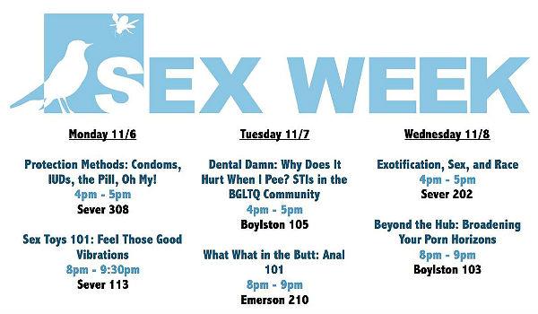 University anal sex